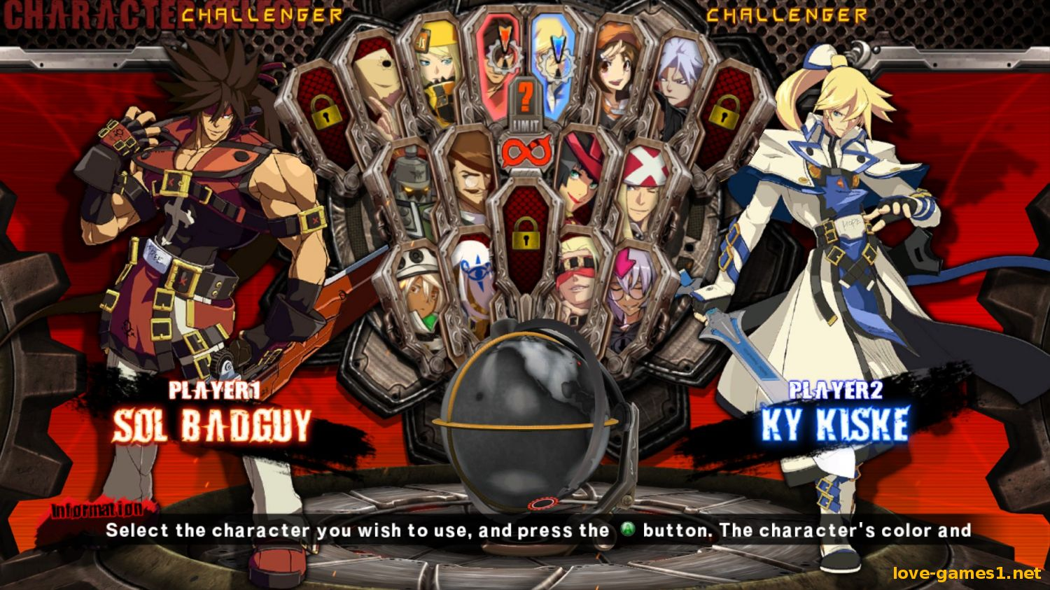 Guilty Gear Торрент Pc