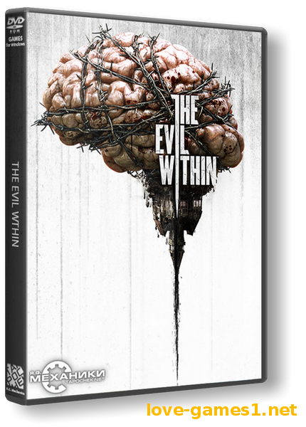 Обложка The Evil Within (2014) PC | RePack от R.G. Механики