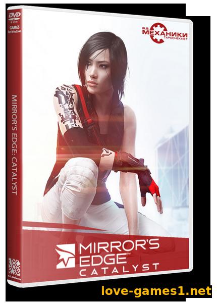 Mirrors Edge скачать торрент механики - фото 7