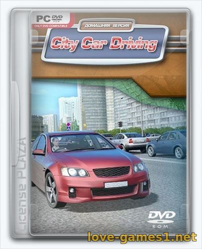 City Car Driving (2016) PC