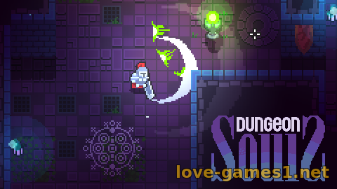 Обложка Dungeon Souls (2016)  PC
