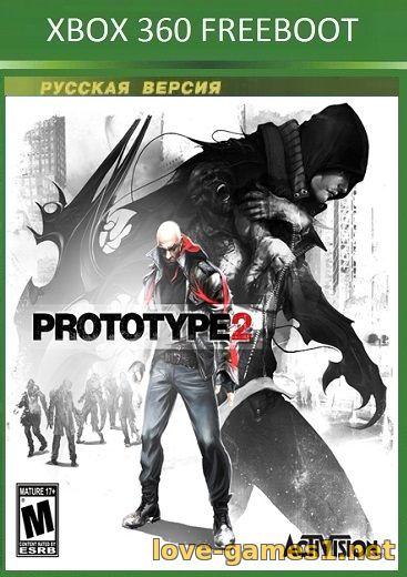 Prototype 2 + dlc (freeboot) xbox360 » скачать игры через торрент.