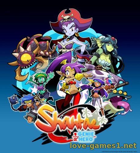 Shantae скачать торрент