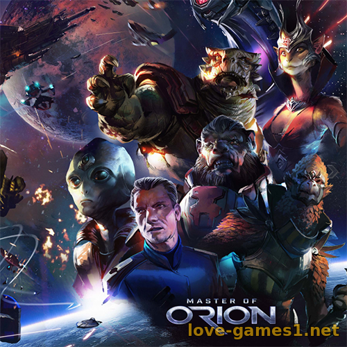 Обложка Master of Orion: Revenge of Antares (2016) PC