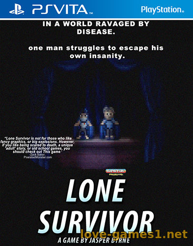 Обложка [PS Vita] Lone Survivor: The Director's Cut [EU/ENG] [Mai V233.2zEx]