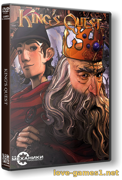 Обложка King's Quest (2015) PC | RePack от R.G. Механики