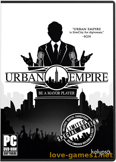 Обложка Urban Empire [v 1.2.1.1 + DLC] (2017) PC | RePack от qoob