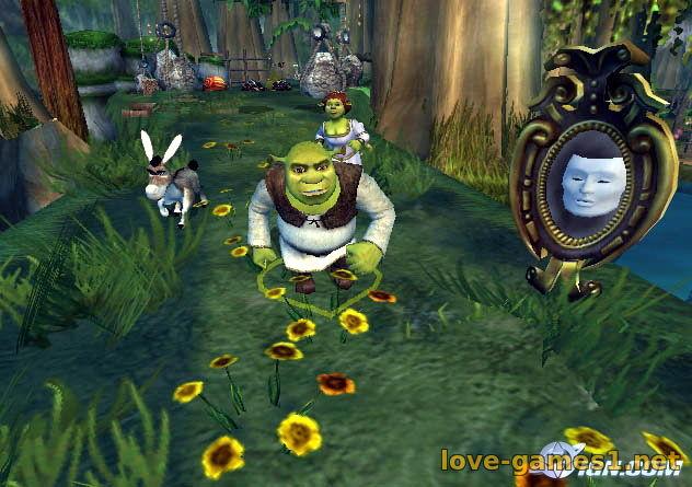 Shrek 2 Ps2 скачать торрент - фото 3