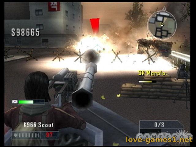 Mercenaries Playground Destruction Iso