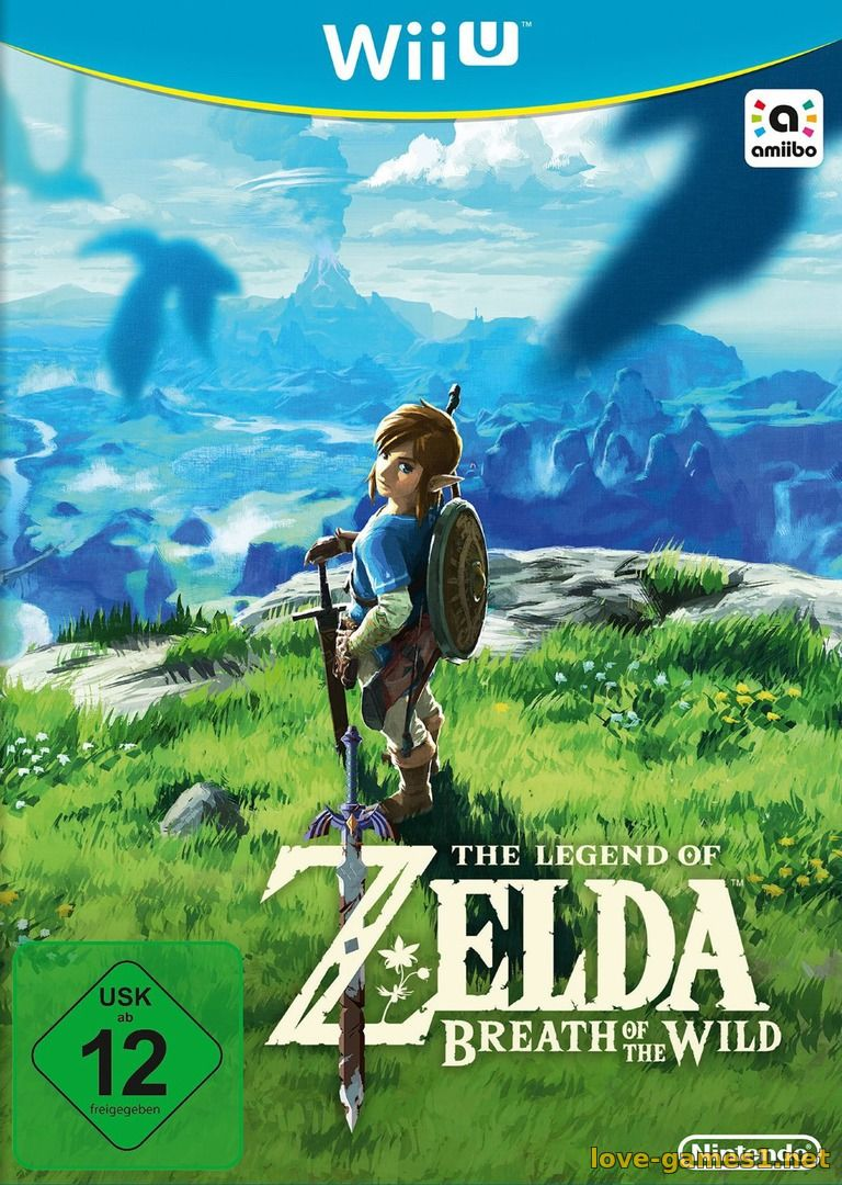 The Legend of Zelda: Breath of the Wild [PAL, RUS/Multi5]