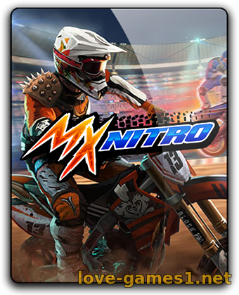 Обложка MX Nitro (2017) PC | RePack от qoob