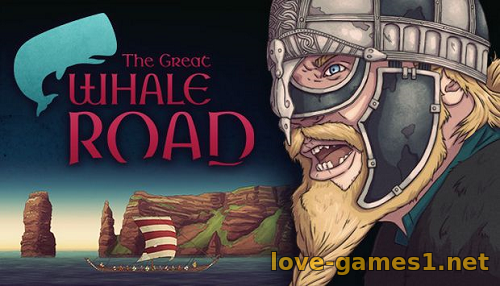 Обложка The Great Whale Road (2017) PC