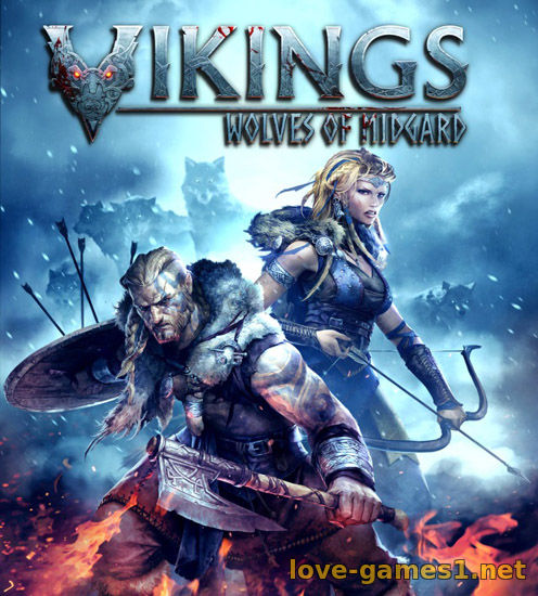 Обложка Vikings - Wolves of Midgard [v 1.05] (2017) PC | RePack от xatab