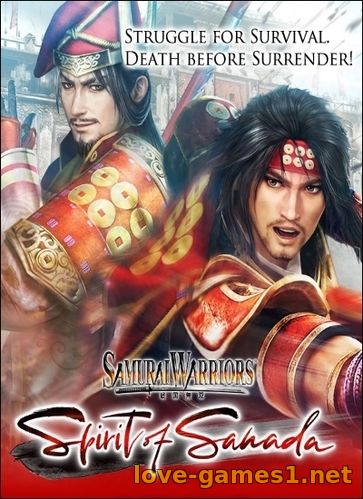 Обложка Samurai Warriors: Spirit of Sanada (2017) PC