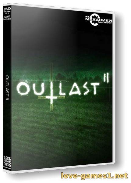 Обложка Outlast 2 [v 1.0.17517.0] (2017) PC | RePack от R.G. Механики