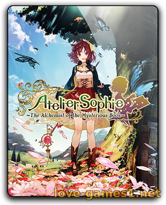 Обложка Atelier Sophie: The Alchemist of the Mysterious Book [v 1.0.0.17] (2017) PC | RePack от qoob