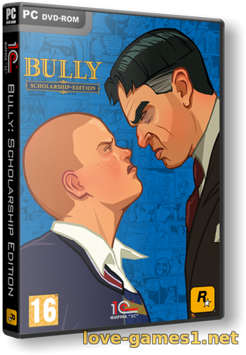 Обложка Bully: Scholarship Edition (2008) PC | RePack от R.G. Механики