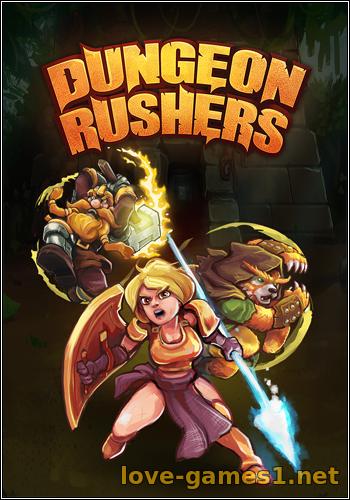 Скачать dungeon rushers торрент