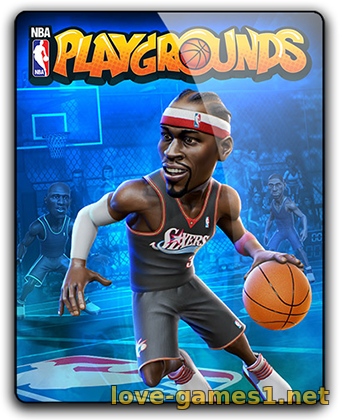 Обложка NBA Playgrounds [v 1.2] (2017) PC | RePack от qoob