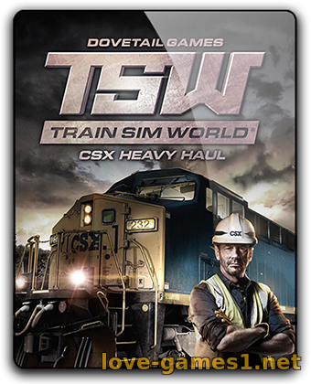 Обложка Train Sim World: CSX Heavy Haul [v 1.4] (2017) PC | RePack от qoob