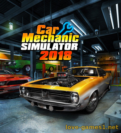Обложка Car Mechanic Simulator 2018 [v 1.3.9 hotfix 1 + 2 DLC] (2017) PC | RePack от xatab