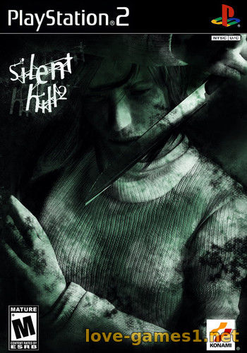 Обложка [PS2] Silent Hill 2: Director's Cut [Full RUS|PAL]