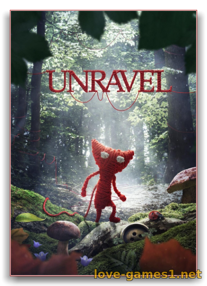 Обложка Unravel (2017) PC RePack by xatab