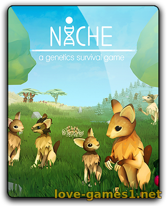 Обложка Niche - a genetics survival game (2017) PC | RePack от qoob