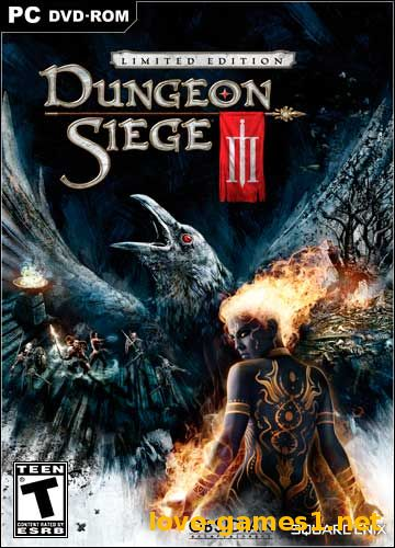 Обложка Dungeon Siege 3 (2011) PC | RePack от R.G. Catalyst