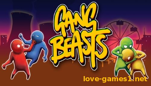 Gang Beasts (2014) PC RePack  (0.1.5 Alpha)