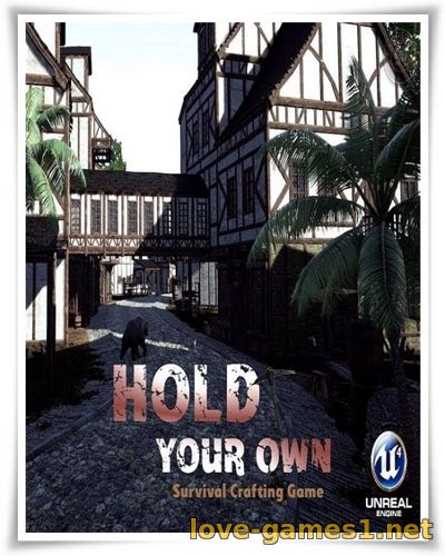 Обложка Hold Your Own (2017) PC