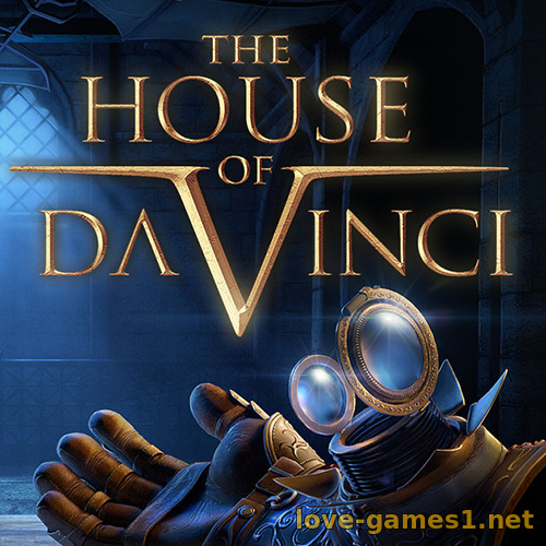 Обложка The House of Da Vinci (2017) PC