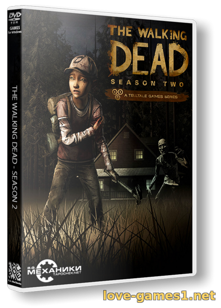 Обложка The Walking Dead: The Game. Season 2 (2014) PC | RePack от R.G. Механики