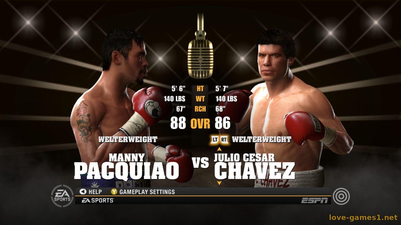 fight night champion unlock boxers