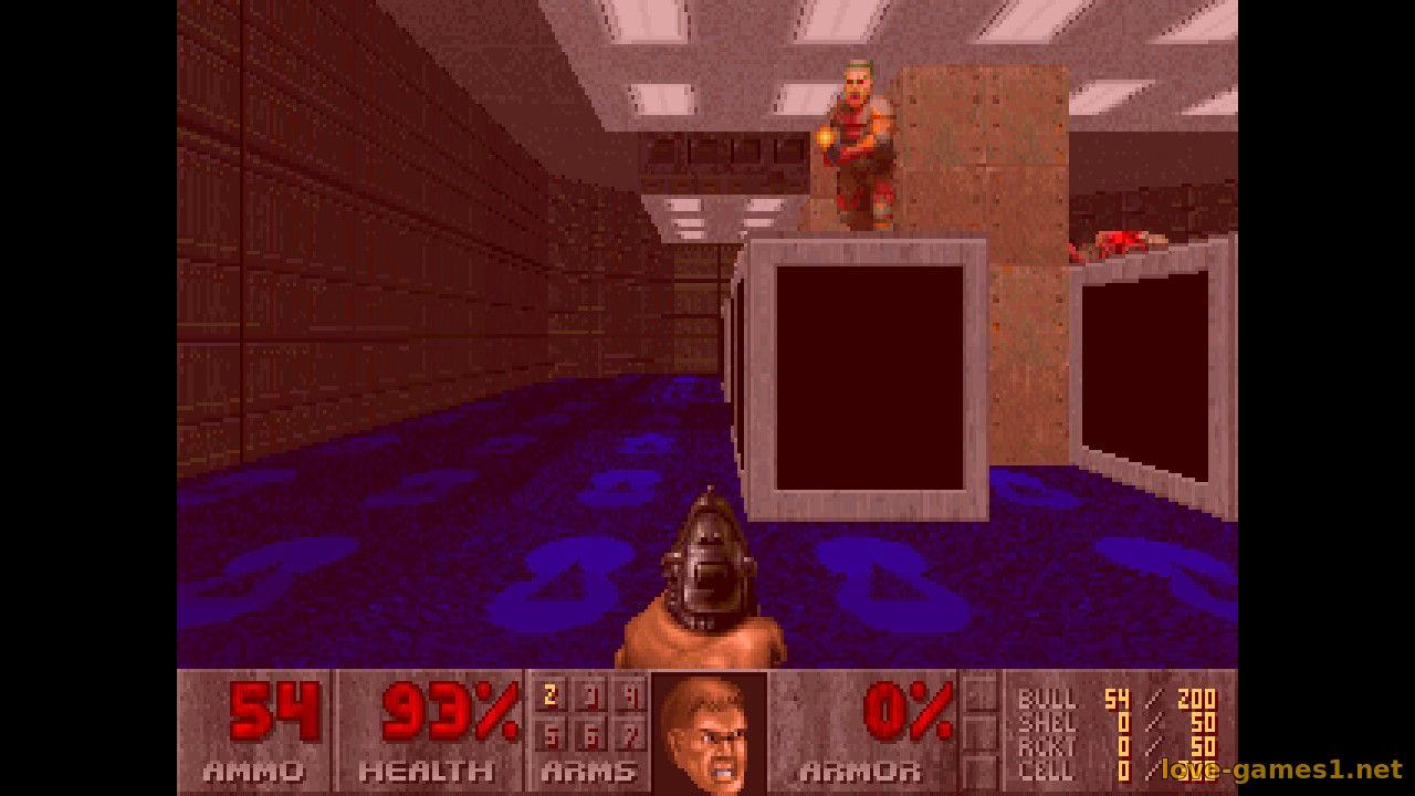 Скачать [Switch] DOOM, DOOM II, Doom 64, Final Doom: TNT