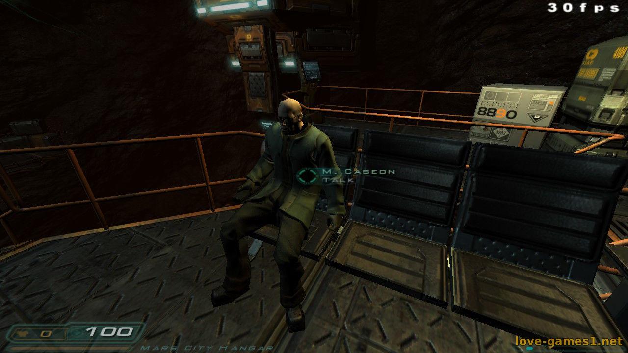 Скачать [Switch] Doom 3 [NSP][RUS/ENG] - Скачать через торрент