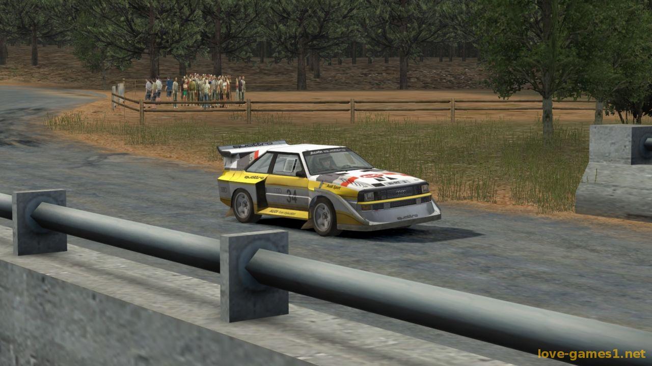 Игру Colin Mcrae 2005
