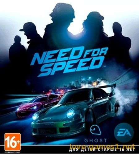Обложка Need for Speed Deluxe Edition (2016) PC