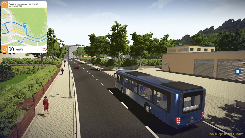 Скачать симулятор автобуса бесплатно и без регистрации