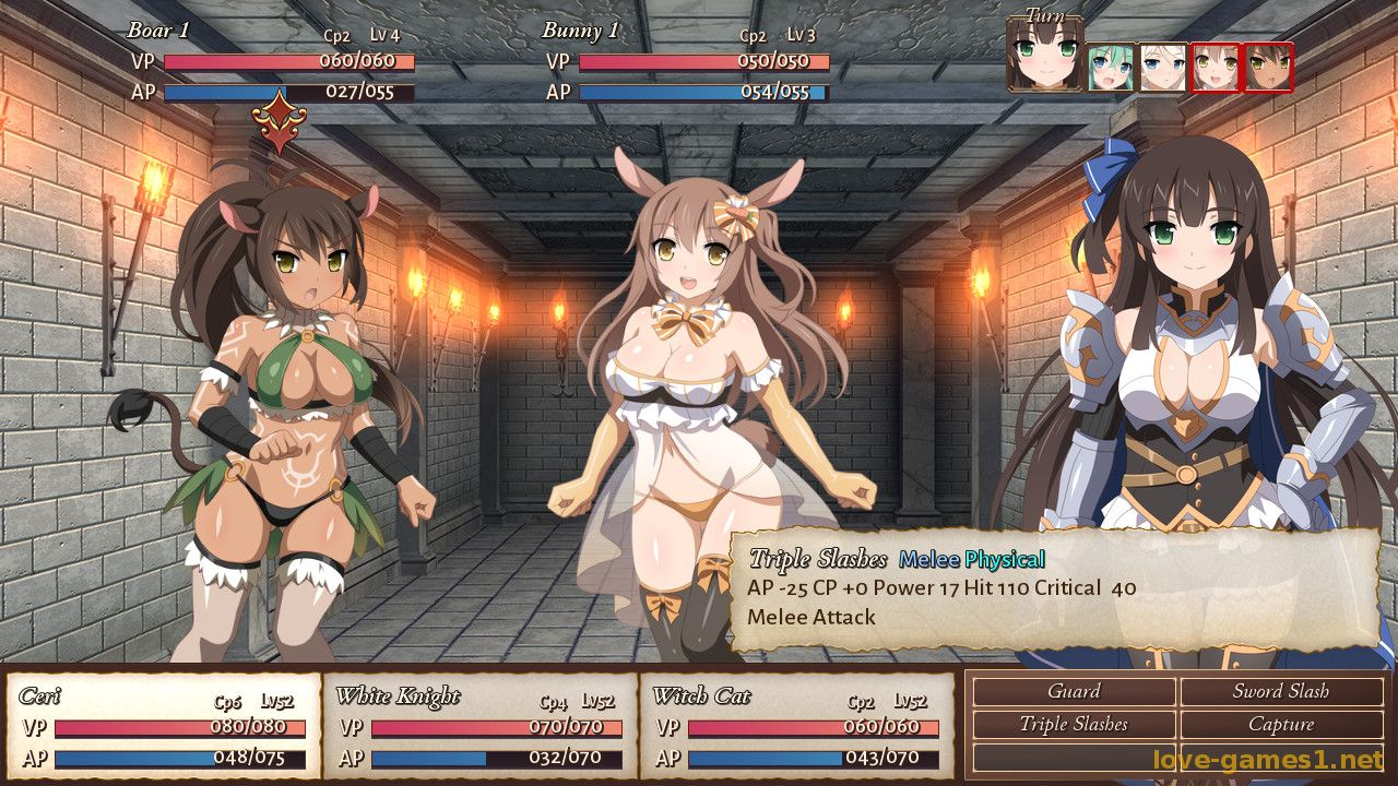 Monster girl rpg scene hentai download