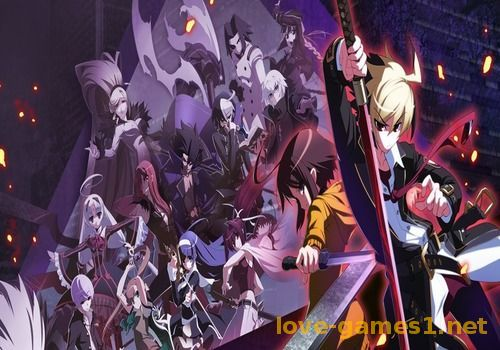 Обложка Under Night In-Birth Exe:Late (2016) PC RePack