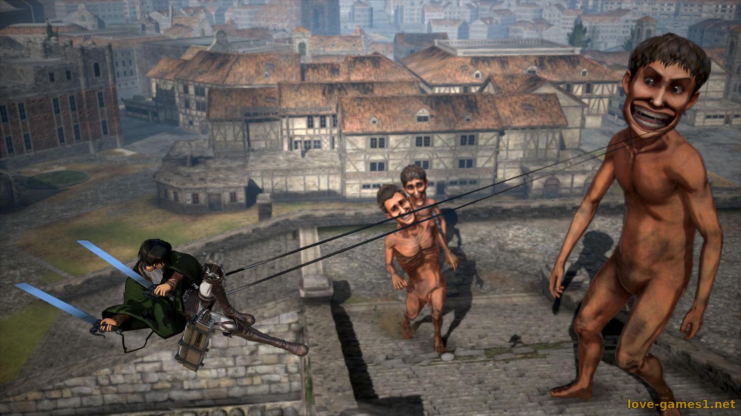 атака титанов игра на пк скачать торрент